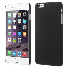 Apple iPhone 7 Cover - Sort Plastik
