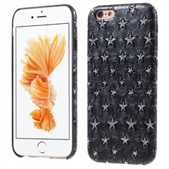 Apple iPhone 7 Cover - Sort Plastik5